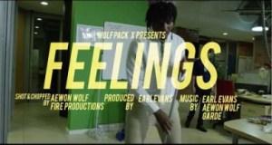 Video: Aewon Wolf, Earl Evans & Garde – Feelings